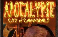 Apocalypse: City of Cannibals Logo | HHN XIX 2009
