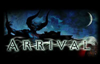 The Arrival Logo | HHN 16: Sweet 16 2006