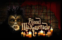 Blood Masquerade Logo | HHN 16: Sweet 16 2006