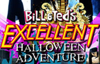 Bill & Ted's Excellent Halloween Adventure Logo | HHN XVII 2007