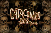 Catacombs Logo | HHN XX 2010