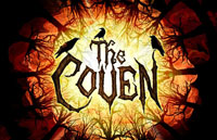 The Coven Logo | HHN XX 2010