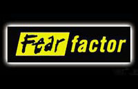 Fear Factor Logo | HHN XII 2002