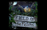 Field of Screams Logo | HHN XIV 2004