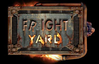 Fright Yard Logo | HHN XIV 2004