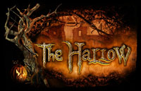 The Hallow Logo | HHN XVIII 2008