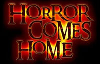 Horror Comes Home Logo | HHN 16: Sweet 16 2006
