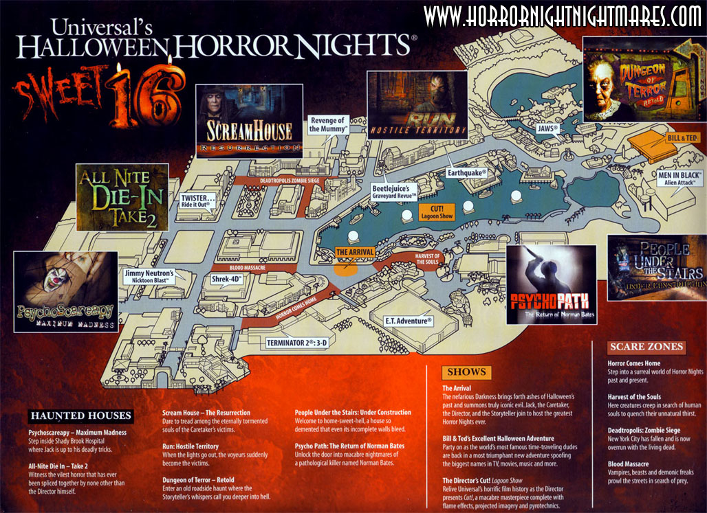 Halloween Horror Nights Frequent Fear Pass