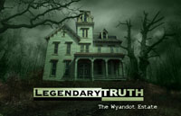 Legendary Truth Logo | HHN XX 2010