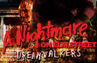 A Nightmare on Elm Street: Dreamwalkers Logo | HHN XVII 2007