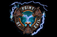 Point of Evil Logo | HHN XIV 2004