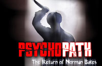 PsychoPath: Return of Norman Bates Logo | HHN 16: Sweet 16 2006