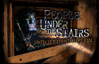 People Under the Stairs: Under Construction Logo | HHN 16: Sweet 16 2006