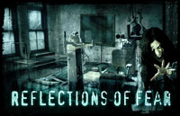 Reflections of Fear Logo | HHN XVIII 2008