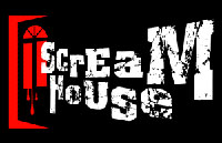 Scream House Logo | HHN XII 2002