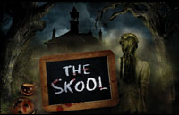 The Skool Logo | HHN XV 2005
