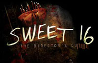 Sweet 16: Director's Cut Logo | HHN 16: Sweet 16 2006