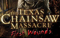 Texas Chainsaw Massacre: Flesh Wounds Logo | HHN XVII 2007