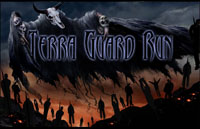 Terra Guard Run Logo | HHN XV 2005