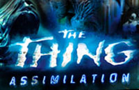 The Thing: Assimilation Logo | HHN XVII 2007