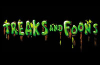 Treaks and Foons Logo | HHN XII 2002