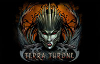 Terra Throne Logo | HHN XV 2005