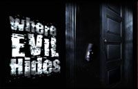 Where Evil Hides Logo | HHN XV 2005