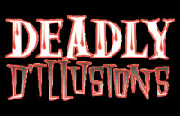 Deadly Illusions Logo | HHN IX 1999
