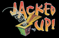 Jacked Up Logo | HHN X 2000