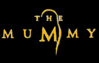 The Mummy Logo | HHN IX 1999