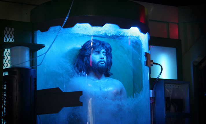 On the 25th anniversary of the release of the motion picture remake of a classic, The Thing, Halloween Horror Nights carries the story even further...
