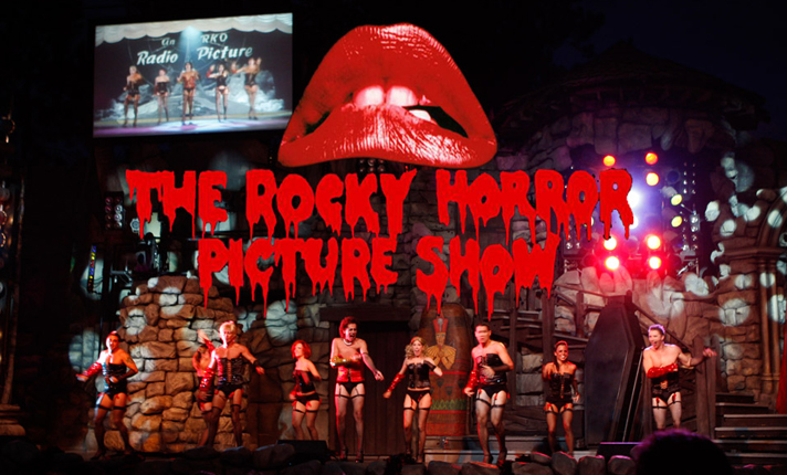Cult flick favorite Rocky Horror Picture Show makes its live performance debut on the Beetlejuice stage...