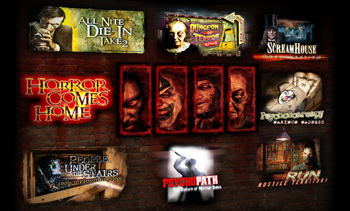 A stroll down memory lane is a trip through the most terrifying nostalgic nightmare's of HHN's first 16 years...