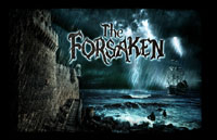 The Forsaken Logo | HHN 21 2011