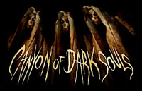 Canyon of Dark Souls Logo | HHN 21 2011