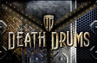 Death Drums Logo | HHN 21 2011