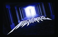Nightmaze Logo | HHN 21 2011