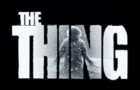 The Thing Logo | HHN 21 2011