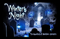 Winter's Night Logo | HHN 21 2011