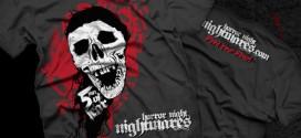 2013 Horror Night Nightmares T-Shirt