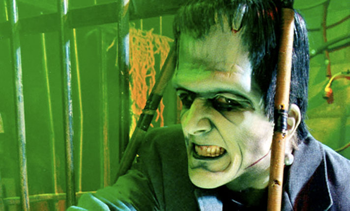 An all new haunted house maze debuts  - The House of Horrors focuses on the Universal classic monsters...