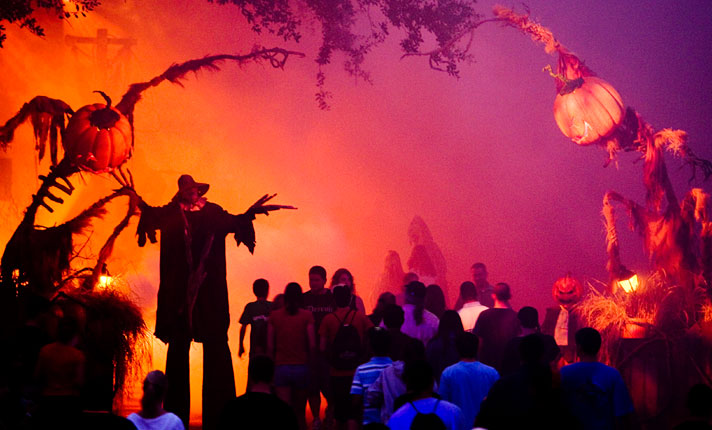 HHN 16 | Harvest of the Souls