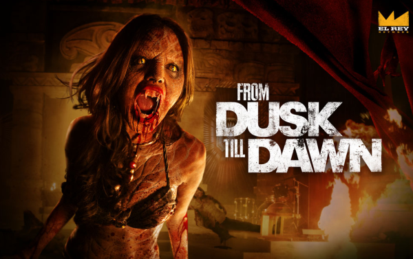 From Dusk Till Dawn Logo | HHN 24 2014
