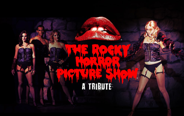Rocky Horror Picture Show Logo | HHN 24 2014