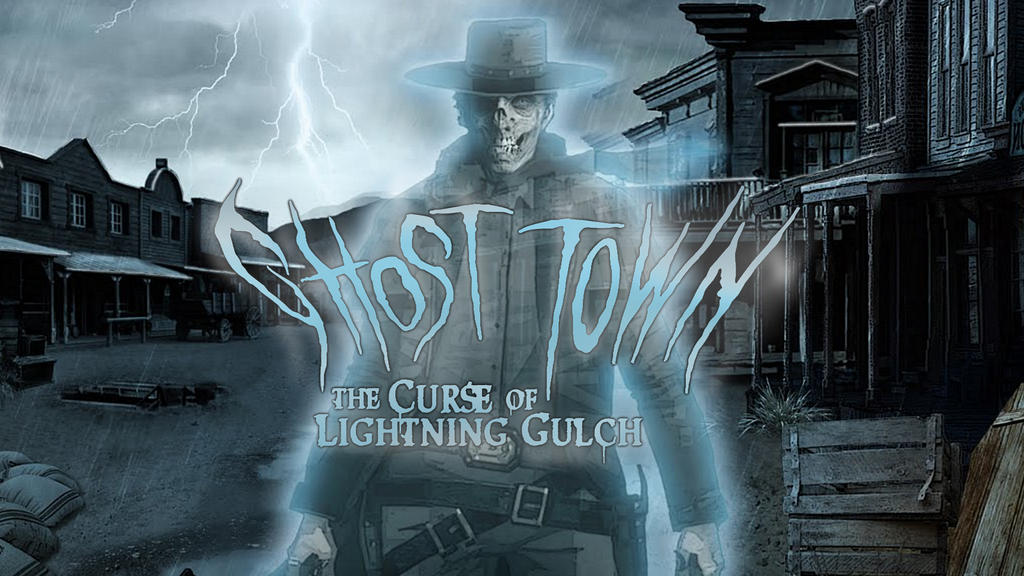 Ghost Town 2 Wallpaper