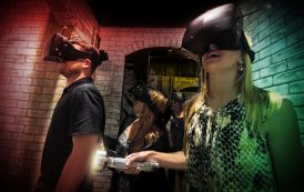The Repository Virtual Reality Experience Now On Sale!