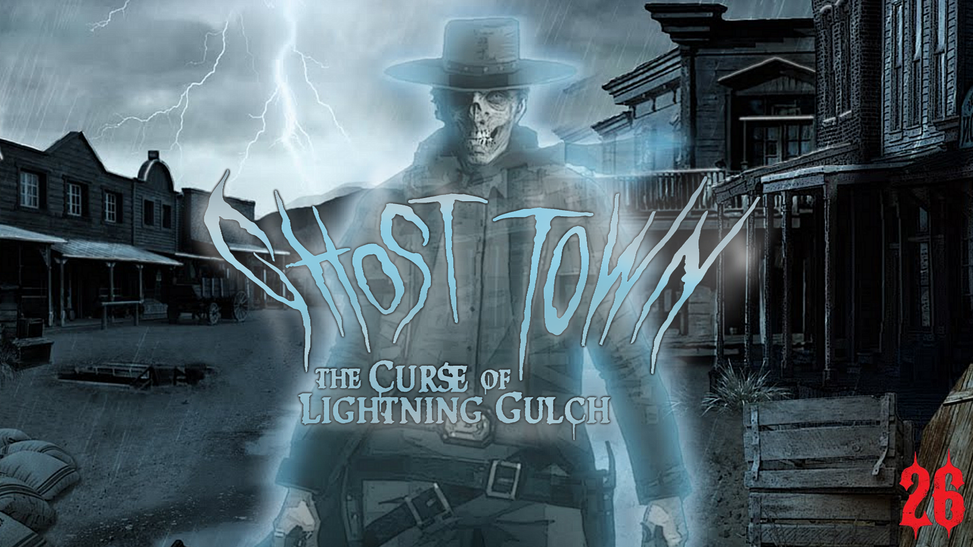 Simple Wallpaper Night Ghost - Ghost-Town-2-Wallpaper  Pictures-486917.png