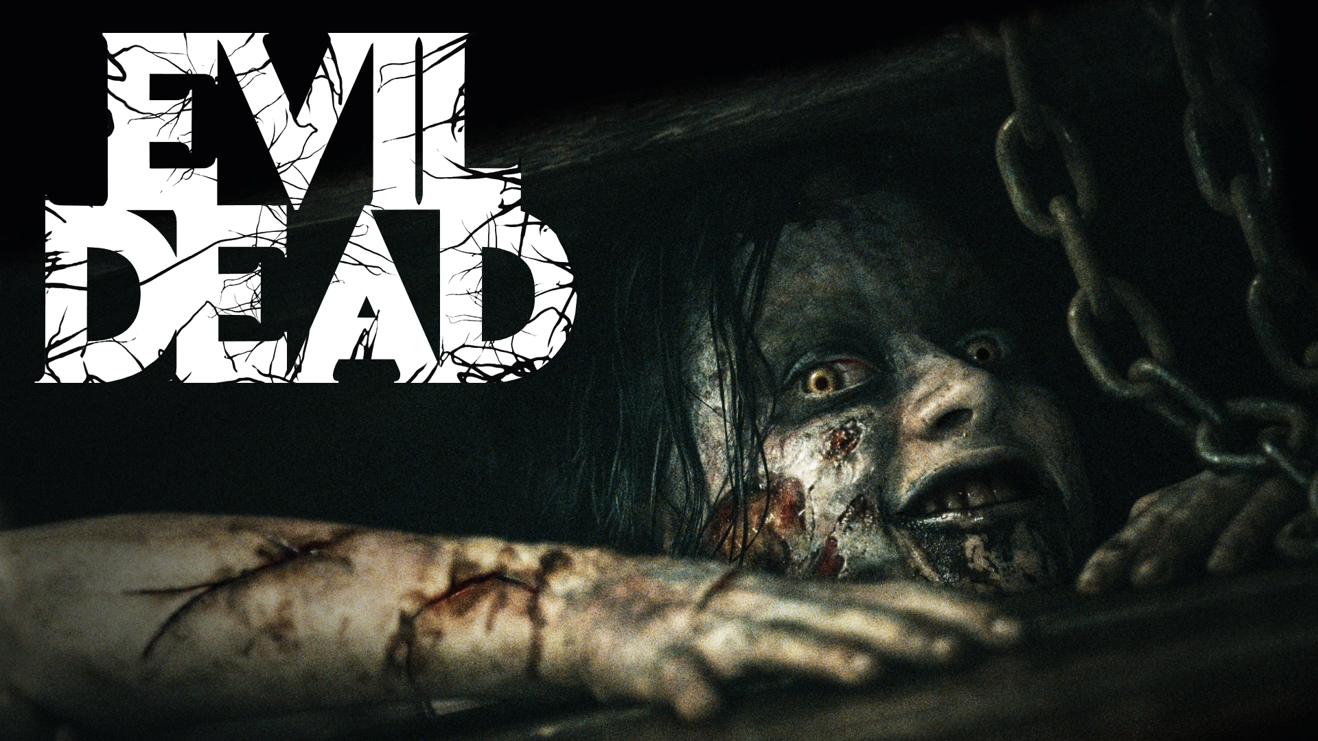 HHN 23 Evil Dead Wallpaper 3 | Horror Night Nightmares
