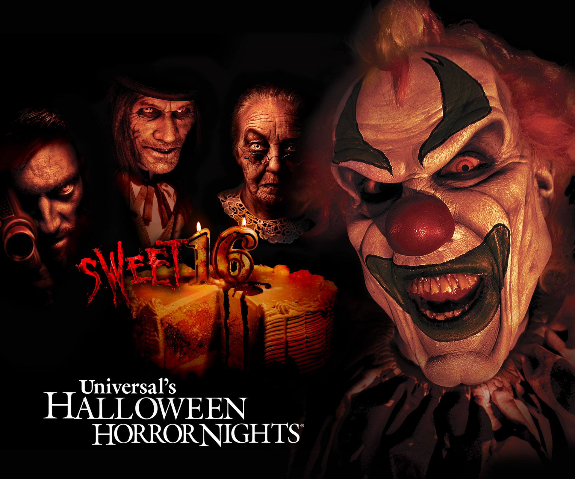 in 2001 at halloween horror nights xi jack replaced eddie when he was deemed too gory for a post 9112001 event