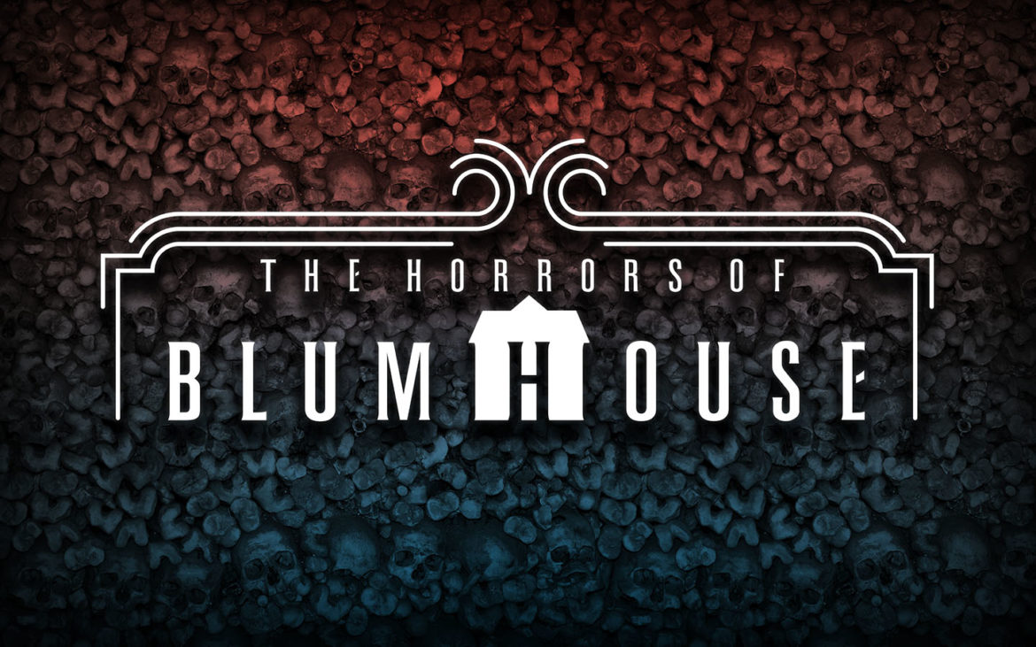 The Horrors of Blumhouse at HHN 27